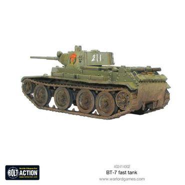 Soviet BT-7 Fast Tank 28mm – Bild 5