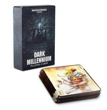 Dark Millenium Playing Cards (Englisch)
