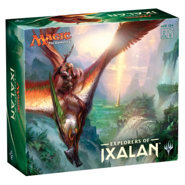 Magic Explorers of Ixalan (Englisch) – Bild 1
