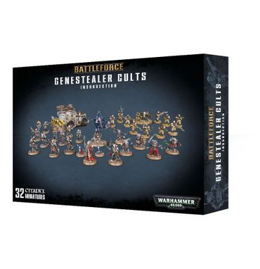 Battleforce Genestealer Cult Insurrection