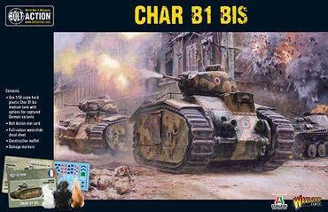 Char B1 Bis 28mm – Bild 1