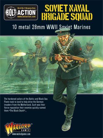 Soviet Naval Brigade 28mm