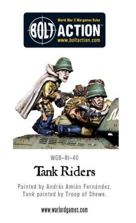 Soviet Tank Riders 28mm – Bild 3