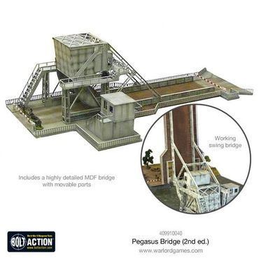 Pegasus Bridge Second Edition 28mm – Bild 7