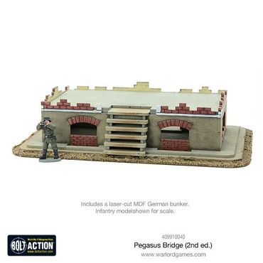 Pegasus Bridge Second Edition 28mm – Bild 8