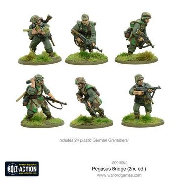 Pegasus Bridge Second Edition 28mm – Bild 3