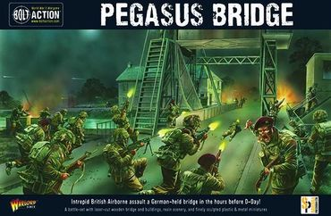 Pegasus Bridge Second Edition 28mm – Bild 1