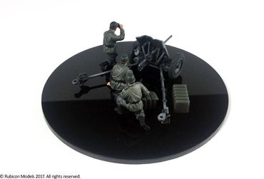 PaK 36 AT Gun with Crew 1/56 (28mm) – Bild 4
