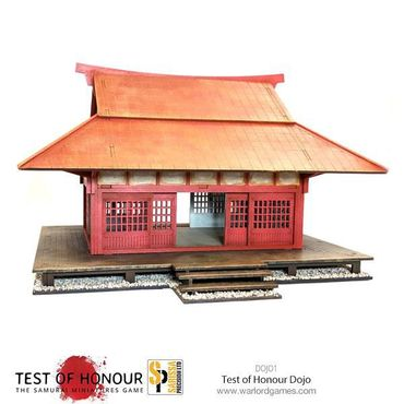 Test of Honour Dojo 28mm – Bild 3