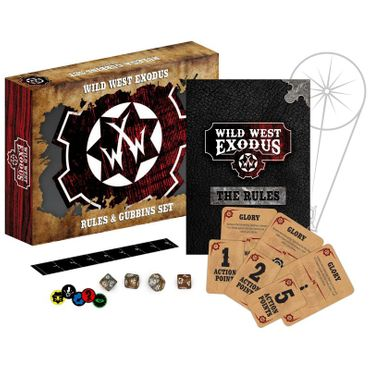 Wild West Exodus Rules and Gubbins Set