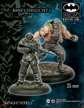 Bane Thugs Set 1 35mm – Bild 1