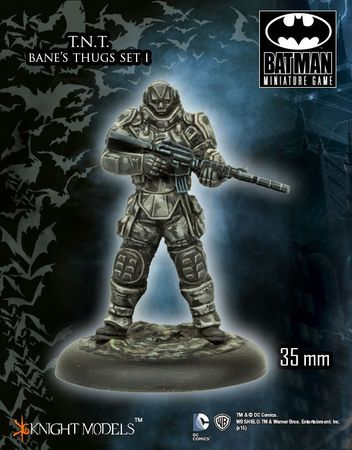 Bane Thugs Set 1 35mm – Bild 2