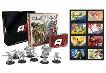 Aristeia! Core Collector's Limited Edition (Deutsch)