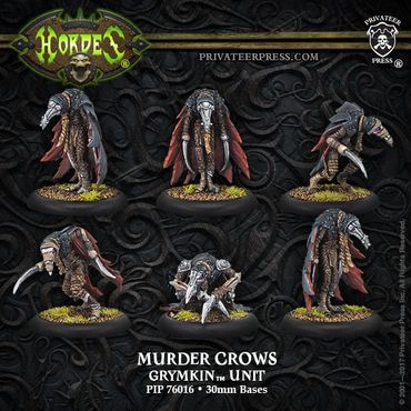 Grymkin Murder Crows Unit