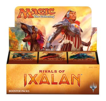 Rivals of Ixalan Display mit 36 Boosterpacks (Englisch)