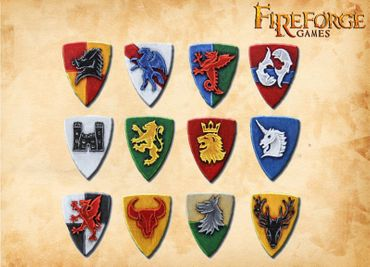 Albion's Knights Shields (12)