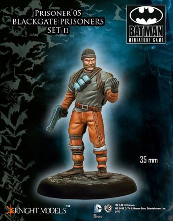 Blackgate Prisoners Set 2 35mm – Bild 5