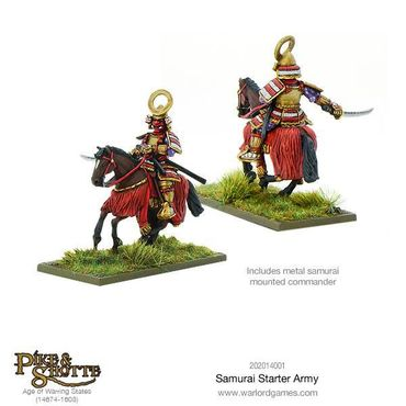 Pike & Shotte Samurai Starter Army 28mm – Bild 6