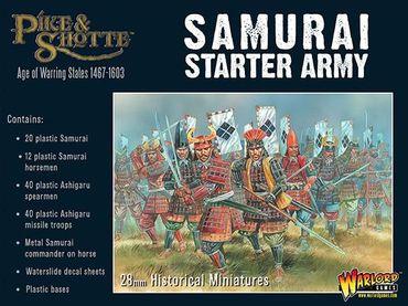 Pike & Shotte Samurai Starter Army 28mm