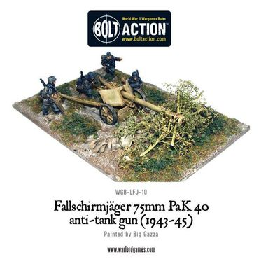 Bolt Action Starter Army - German Fallschirmjäger 28mm – Bild 5