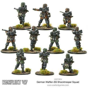Konflikt 47 German Waffen SS Shocktrooper Squad – Bild 3