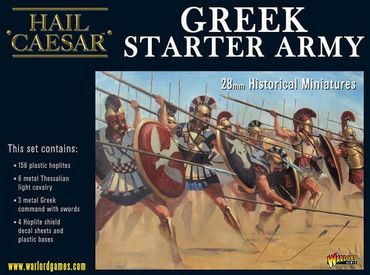 Hail Caesar Greek Starter Set  – Bild 1
