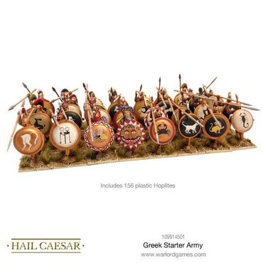 Hail Caesar Greek Starter Set  – Bild 3
