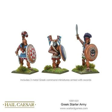 Hail Caesar Greek Starter Set  – Bild 5