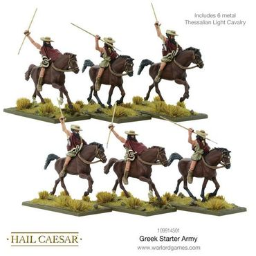 Hail Caesar Greek Starter Set  – Bild 4