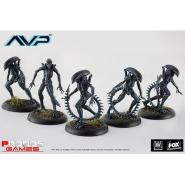 AVP Alien Infant Warriors (Deutsch) – Bild 2