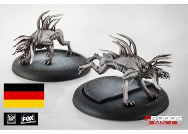 AVP Predator Hellhounds (Deutsch)