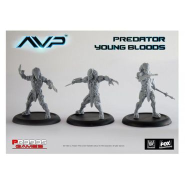 AVP Predator Young Bloods (Deutsch) – Bild 3