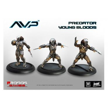 AVP Predator Young Bloods (Deutsch) – Bild 2