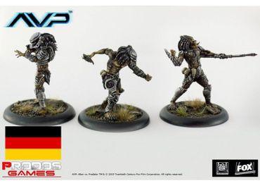 AVP Predators (Deutsch)