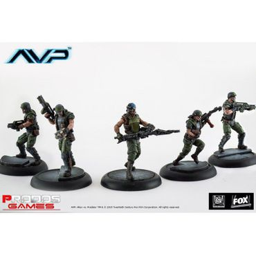 AVP USCM Marines (Deutsch) – Bild 2