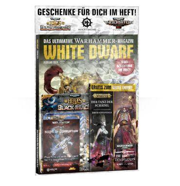 White Dwarf 18 Februar 2018 (Deutsch)