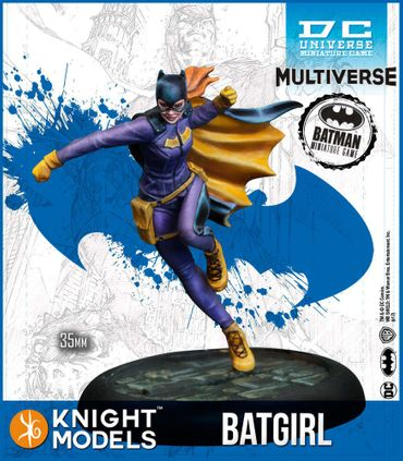 Batgirl Rebirth Multiverse 35mm