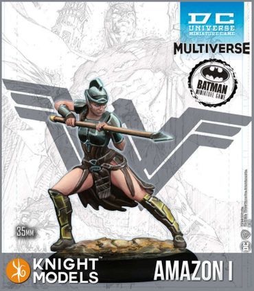 Amazons of Themyscira Multiverse 35mm – Bild 3