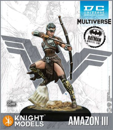 Amazons of Themyscira Multiverse 35mm – Bild 5