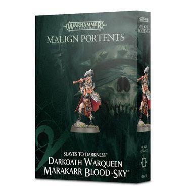 Darkoath Warqueen Marakarr Blood Sky