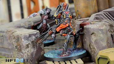Combined Army The Charontids (Plasma Rifle) – Bild 2