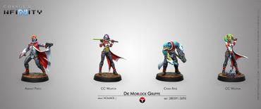Nomads Die Morlock Gruppe