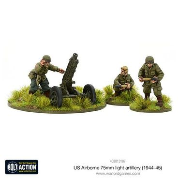 US Airborne 75mm Light Artillery (1944-45) 28mm – Bild 1