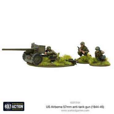 US Airborne 57mm Anti-Tank Gun (1944-45) 28mm – Bild 1