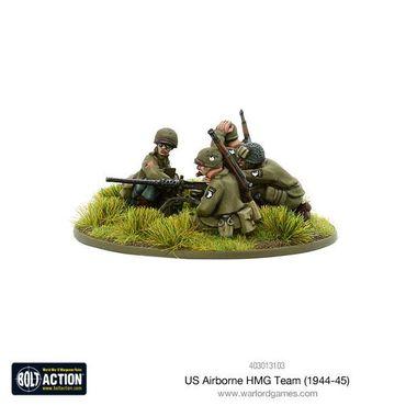 US Airborne HMG Team (1944-45) 28mm – Bild 1