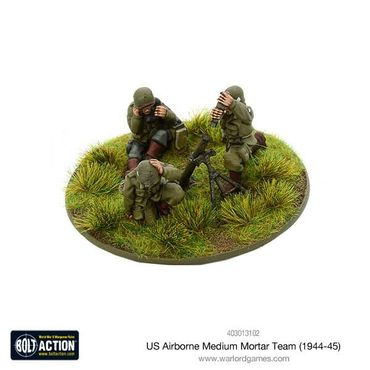 US Airborne Medium Mortar Team (1944-45) 28mm – Bild 2