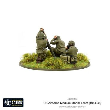 US Airborne Medium Mortar Team (1944-45) 28mm – Bild 4