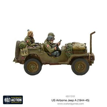 US Airborne Jeep (1944-45) 28mm – Bild 2