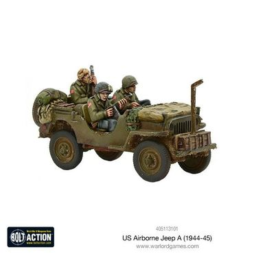 US Airborne Jeep (1944-45) 28mm