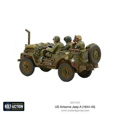 US Airborne Jeep (1944-45) 28mm – Bild 4